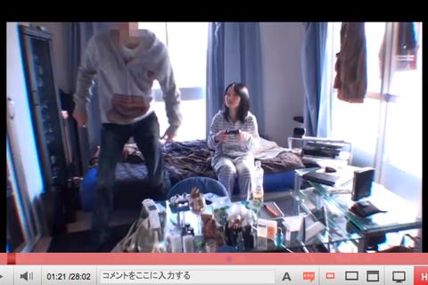 【NTR】FC2にUPされてスグに50万再生を突破した白桃のような女子大生の寝取られ映像 01