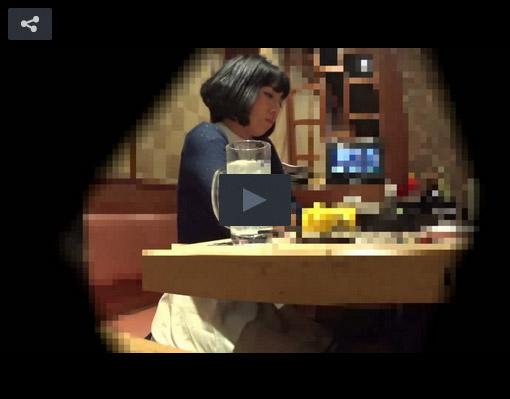 【エロ動画】監視カメラは見た!部下の告白に揺れてオフィスでやらかした美人上司の痴態(*´д`*) 03