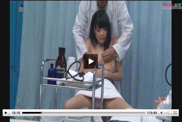 【マジックミラー号】昼休みの乳もみ検診で発情してしまう巨乳OL 03