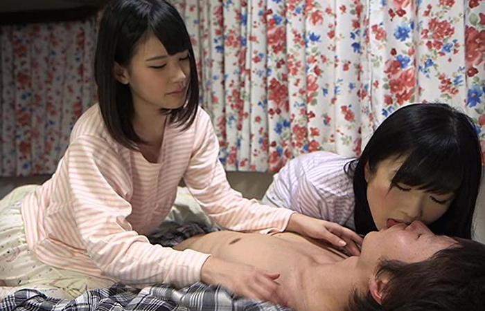 【三次エロ動画】美女の出張添い寝サービス!?夜伽もおkなら当然使うでしょwww