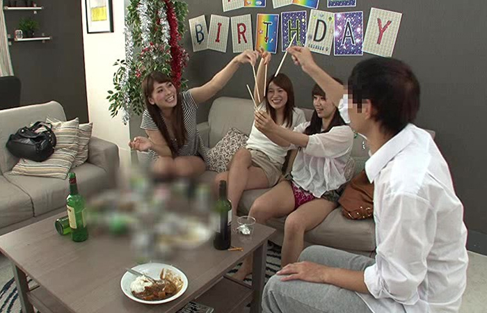 【本田莉子 大場ゆい】引きこもりの俺、姉との王様ゲームで童貞捨てれそう… 01