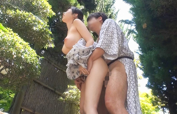藤井有彩 こんな巨乳美女を好き放題に…人生最高のハメ撮り温泉旅行でした。 02