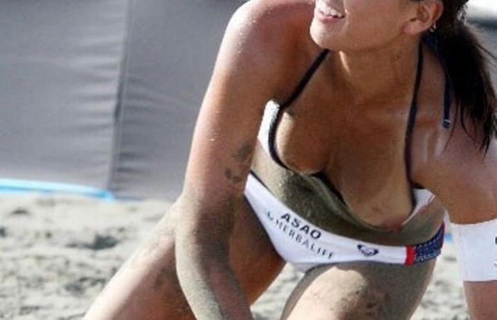 【アスリートエロ画像】荒ぶるとポロリwスポーツの放送されない乳首と真実www