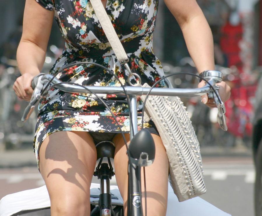 【※下心注意※】「自転車女子近辺待機組男子」 が受けた恩恵30パターンを画像付きで紹介するスレwwww(画像あり) 02