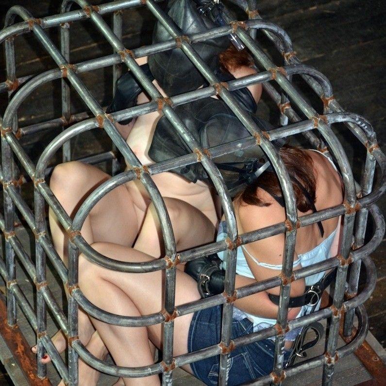 【※閲覧注意※】本 場 の 女 子 鉄 檻 監 禁 事 案 、 割 と ガ チ が い そ う で 引 い た・・・(画像あり) 04