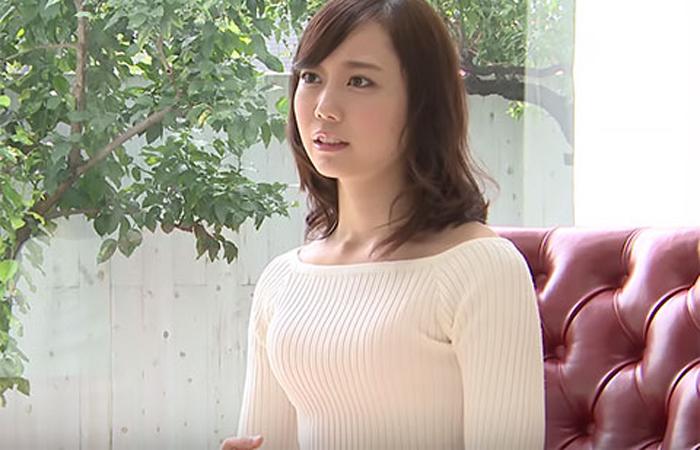 【美少女エロ動画】清純派グラドルがデビュー!ただしエロさは人並み以上www